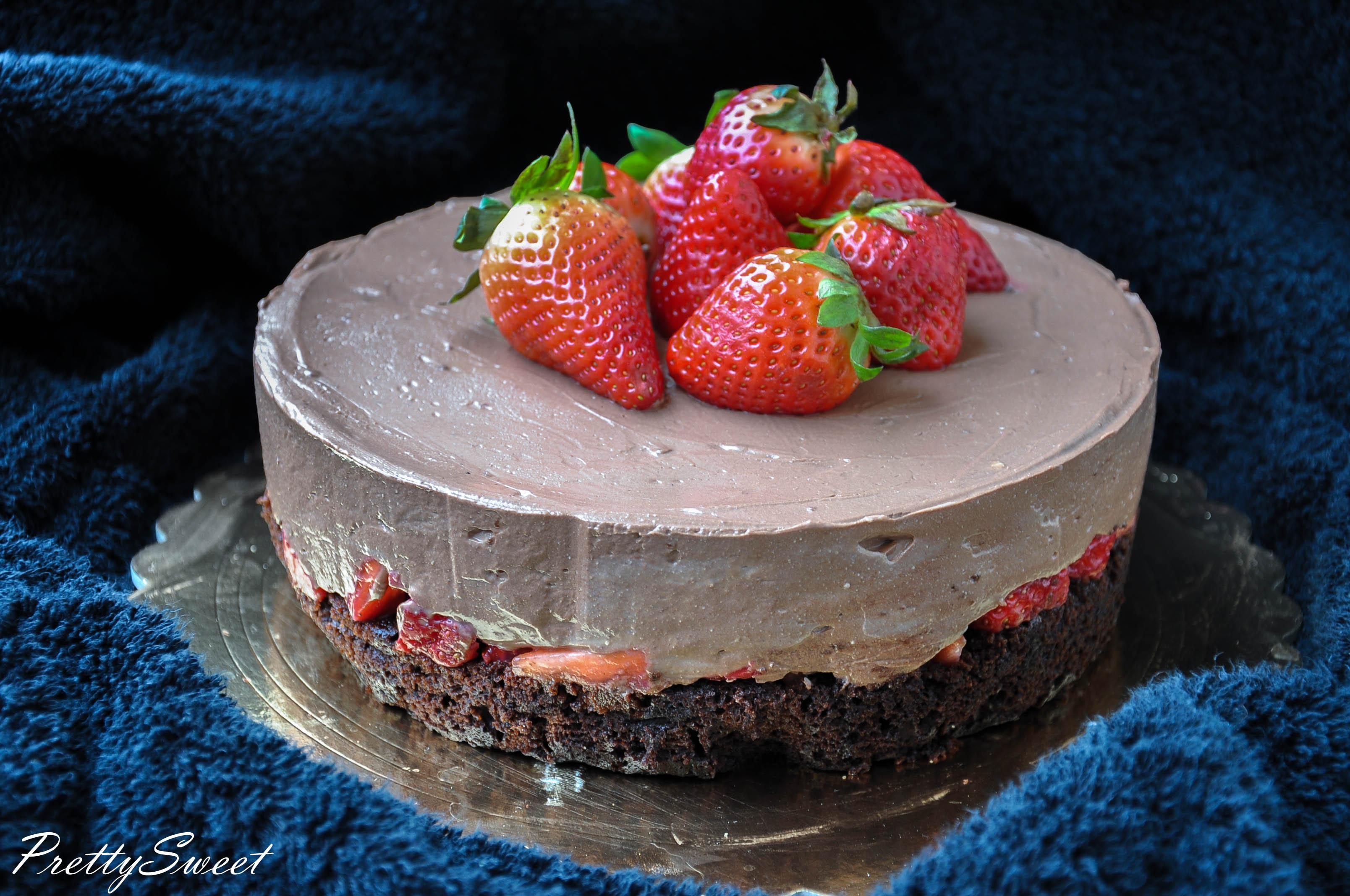 Silken chocolate mousse cake recipe my sweet vegan